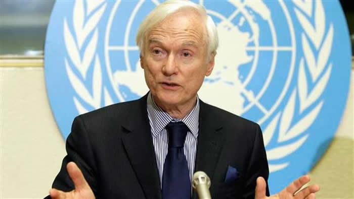 Relator especial de la ONU: Sanciones empeoran la situación en Venezuela