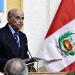 Ministerio de RREE: Gobierno expulsa al embajador de Venezuela