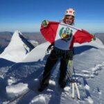 Áncash declara hijo ilustre a montañista que coronó la cima del Everest