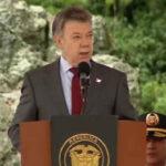Colombia: Santos exhorta superar polarización sobre el Acuerdo de Paz (VIDEO)