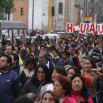Huelga de maestros: Ministro de Defensa pide reflexión a docentes