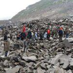 China: Mueren 24 personas en un deslizamiento de tierras en Sichuan