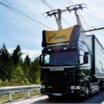 Siemens construye una autopista para camiones eléctricos en Alemania