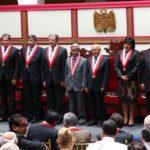 TC deja al voto demanda de inconstitucionalida contra ley antitransfuguismo