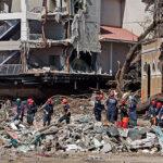 EEUU: Elevan a 8 los fallecidos en Texas tras el paso del huracán Harvey