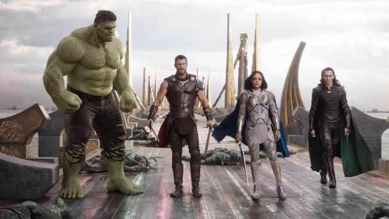 Dr. Strange aparece en tráiler japonés de 'Thor: Ragnarok'