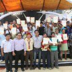 Loreto: Comunidades indígenas reciben títulos de reconocimiento