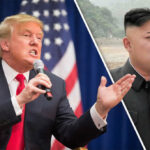 """Trump advierte a Norocorea """"guardar la compostura o estará en problemas"""""""