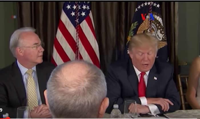 Trump declara emergencia nacional por abuso de opioides — ÚLTIMA HORA