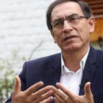 Martín Vizcarra adelanta que será embajador de Perú en Canadá