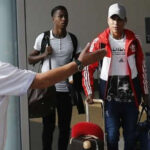 Selección peruana: Andy Polo, Ruidíaz y Christian Ramos en Lima