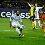 Champions League: Real Madrid supera fácil a Borussia Dortmund en Alemania