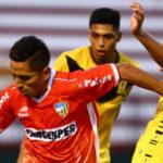 Torneo Clausura: Sport Huancayo sólo logra empate 1-1 con Cantolao