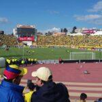 Ecuador vs Perú: Estadio Atahualpa luce bien para el partido de mañana