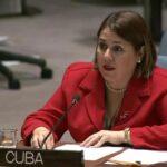 Cuba demanda en Naciones Unidas saldar deuda histórica con Palestina