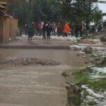 Senamhi: Andahuaylas soportó esta mañana una fuerte e intensiva lluvia