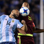 Argentina empata de local con Venezuela y se aferra al quinto lugar