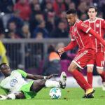 Bundesliga: Bayern Múnich sólo logra empatar 2-2 ante el Wolfsburgo