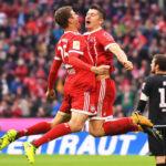 Bundesliga: Bayern Múnich propinó elaborada goleada por 4-0 al Maguncia
