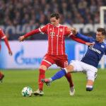 Bundesliga: Con James de titular el Bayern derrota 3-0 al Schalke 04