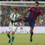 Liga Santander: Real Betis goleó 4-0 al Levante – Tabla de posiciones