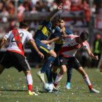 Boca Juniors en partido amistoso derrotó por 1-0 a River Plate