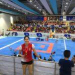 Premier League de Karate: Alexandra Grande gana medalla de oro en Estambul