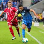 Bundesliga: Hoffenheim gana 2-0 y provoca primer revés del Bayern Múnich