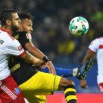 Bundesliga: Dortmund líder del torneo al golear por 3-0 al Hamburgo