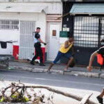 Islas Vírgenes: Tras el huracán presos fugan de la cárcel y saquean comercios