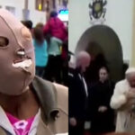 Colombia: Tras ser abrazada por el Papa mujer desfigurada renuncia al suicidio (VIDEO)