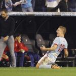 Liga Santander: Girona a falta de cinco minutos empata 3-3 con Celta de Vigo