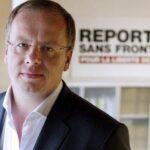 Christophe Deloire reelegido secretario general de Reporteros Sin Fronteras