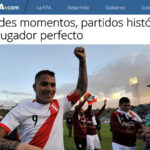 FIFA: Grandes momentos, partidos históricos y un jugador perfecto