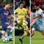 Fútbol Rusia 2018: Sudamericanos son goleadores en Ligas europeas