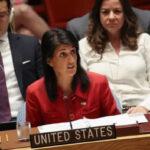"""EEUU insiste ante la ONU que """"Kim Jong-un está implorando una guerra"""""""