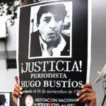 ANP presente en Huanta en homenaje a Hugo Bustíos (FOTOS)