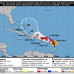 EEUU: Huracán María categoría 5 se fortalece y se aproxima a Puerto Rico
