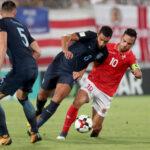 Mundial Rusia 2018: Inglaterra se impuso por goleada de 4-0 a Malta