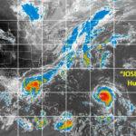 EEUU: Tormenta José se convertirá en huracán en próximas 48 horas (VIDEO)