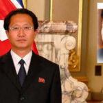 Embajador norcoreano dice que su expulsióncarece de razón jurídica