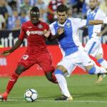Liga Santander: Getafe en el reinicio del torneo gana 2-1 al Leganés