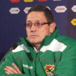 Mauricio Soria no podrá dirigir a Bolivia ante Brasil por sanción FIFA