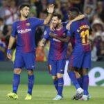 Champions League: Barcelona goleó a placer 3-0 a Juventus por la fecha 1