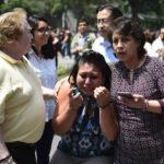 Terremoto de 7.1 grados sacude la capital de México y causa pánico