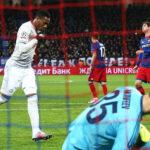 Champions League: Manchester United de visita goleó 4-1 al CSKA Moscú