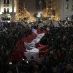 Miles de manifestantes protestan contra eventual indulto a Fujimori