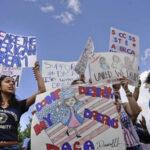 """EEUU: Miles se manifiestan en Nueva York en defensa de los """"soñadores"""""""