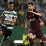 Champions League: Barcelona en floja actuación vence a Sporting de Lisboa