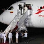 Italia: El Papa tras cinco días de su viaje a Colombia aterrizó en Roma